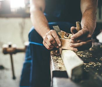 Tischlerarbeiten in Ino Innenausbau